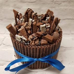 Mixed Chocolate and Cigarello