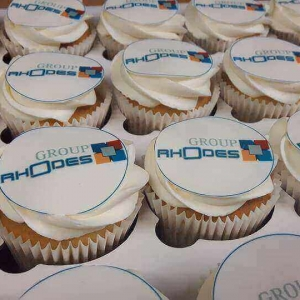 Rhodes Group Cupcakes